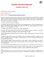 Material Escuelita 130920 – Abriendo el Mar Rojo – Éxodo 14, 19-31