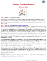 Material Escuelita 200920 – La parábola de los trabajadores del viñedo -Mateo 16 1-16