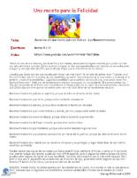 Material Escuelita 011120- Mateo 5 1-12 Las Bienaventuranzas