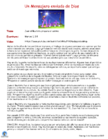 Material Escuelita 061220- Marcos 1 1-8 2do. Domingo de Adviento