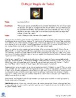 Material Escuelita 140321- Juan 3 14-21 4to. Domingo de Cuaresma – Tanto amo Dios al mundo