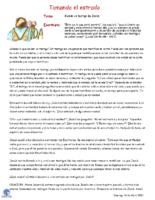 Material Escuelita 180421 -Lucas 24, 35-48 (Ciclo B)- 3er Domingo de Pascua
