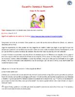 Material Escuelita 090521 -Como te he amado – Juan 15, 9-17