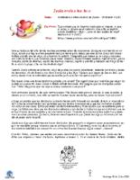 Material Escuelita 110721 XV Domingo Tiempo Odinario Ciclo B – Jesus envia a los doce