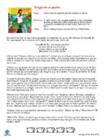 Material Escuelita 170721 XVI Domingo Tiempo Odinario Ciclo B – Como Ovejas sin un Pastor